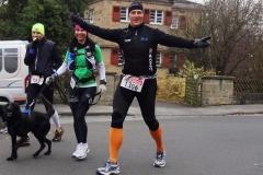 12.11.2011 - Zeiler Waldmarathon