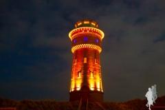 2018-11-24 - Borkum Wasserturm